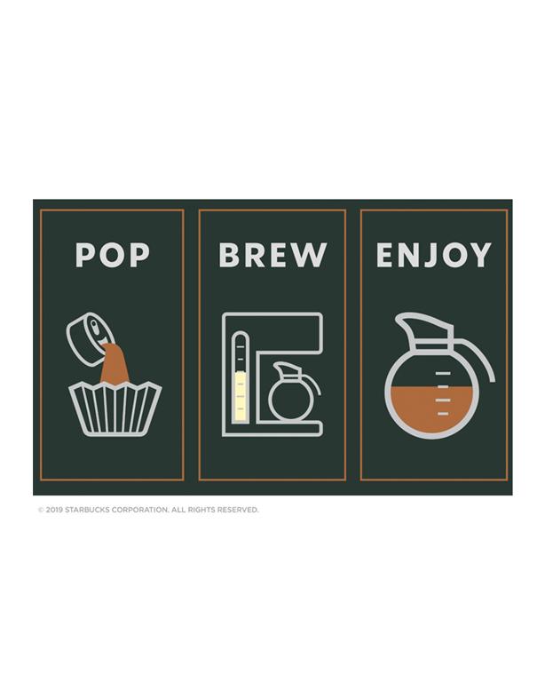 قهوة ستاربكس الطازجة مزيج الفطور/ 8علب - Rosehill Mart ...